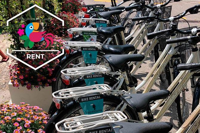 rent a bike noleggio bici peschiera del Garda